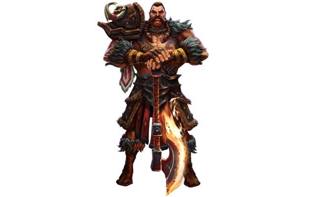 Kingewitch, il Juggernaut di Pagan Online