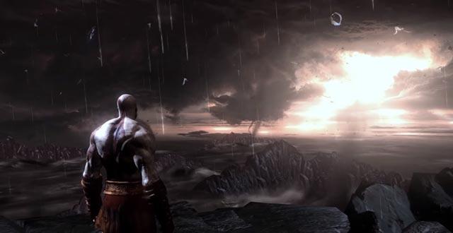 Kratos e il Caos Primordiale