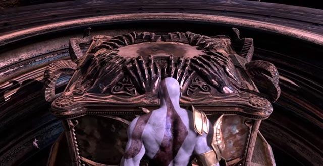 Kratos e il Vaso di Pandora