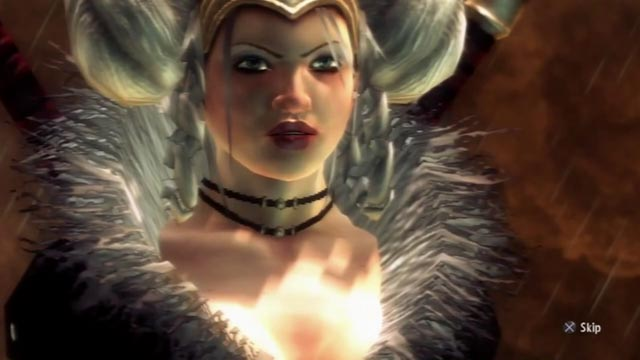 La dea Freya in Viking: Battle for Asgard