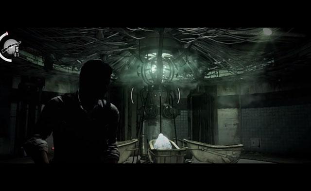 La macchina STEM di The Evil Within