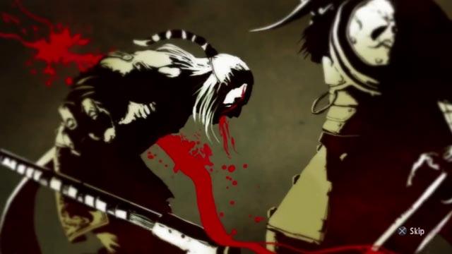 La morte di Skarin all'inizio di Viking: Battle for Asgard