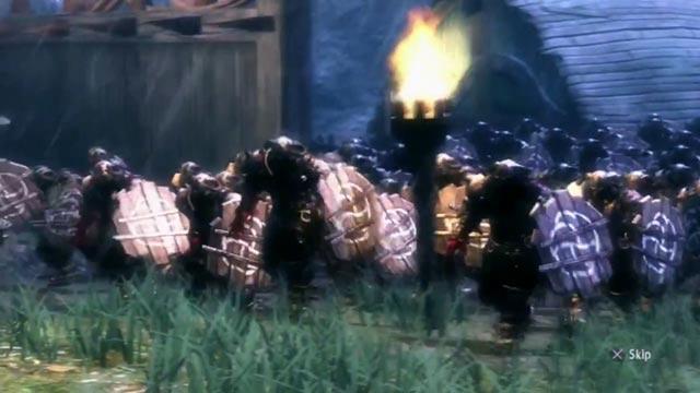 L'armata non-morta di Hel
