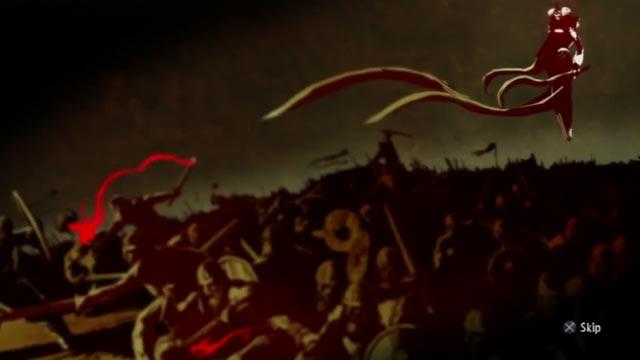 L'esercito dei Vivi in Viking: Battle for Asgard