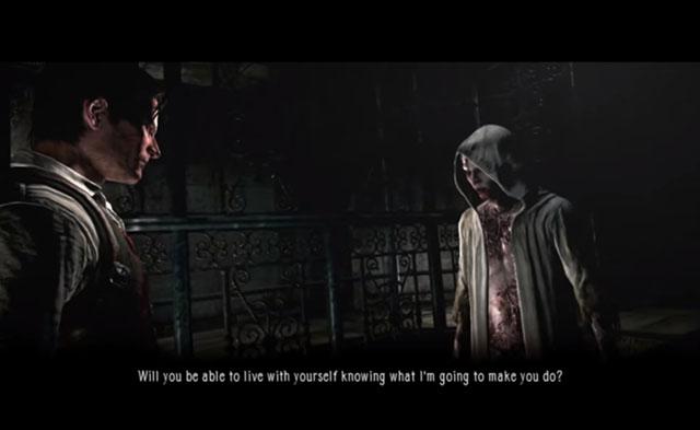 L'incontro con la proiezione di Ruvik in The Evil Within