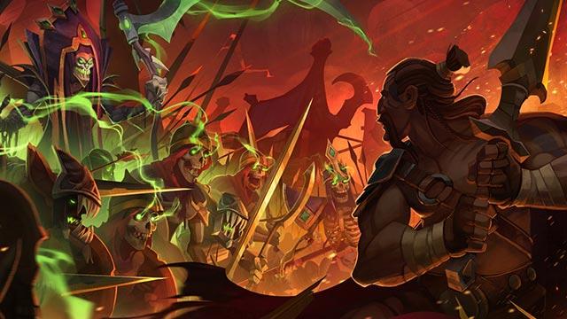 L'invasione demoniaca in Pagan Online