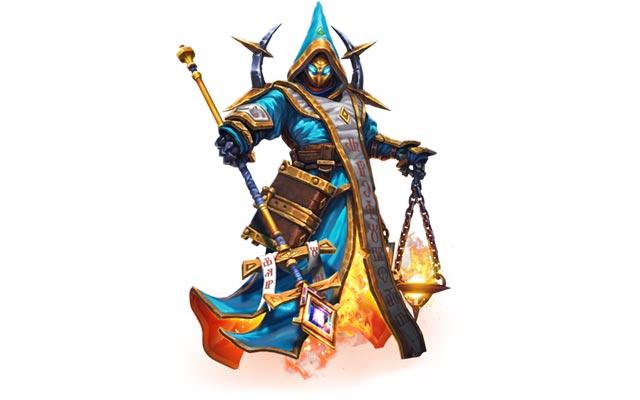 Lukian, il Servitore di Due Dèi di Pagan Online
