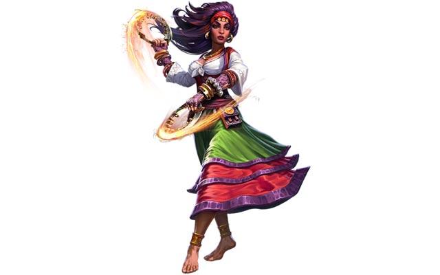 Masha, la Campionessa Nomade di Pagan Online