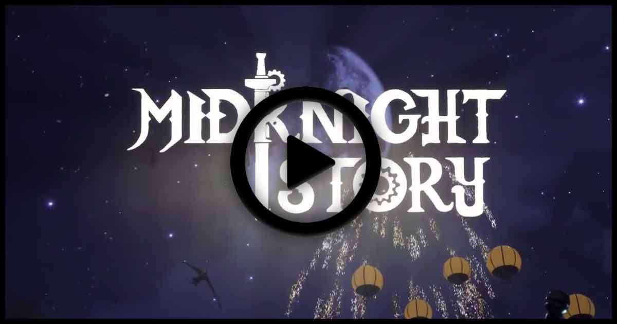 MidKnight Story - Avviata la campagna Kickstarter