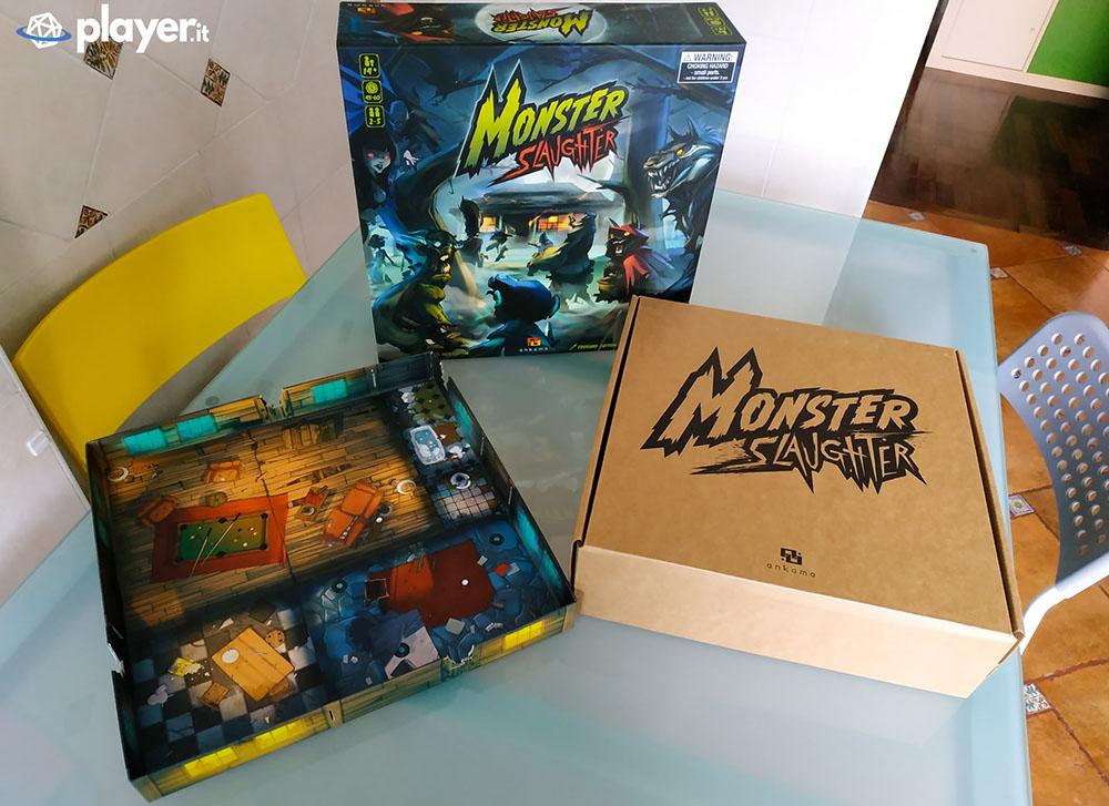 monster slaughter confezione