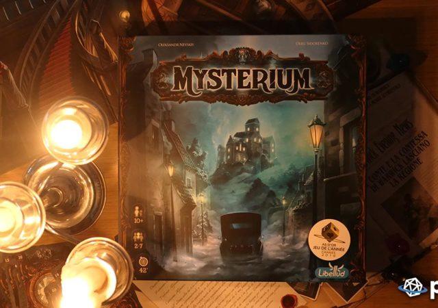 Ecco in anteprima la recensione di Mysterium, il nuovo titolo Asmodee in arrivo al Modena Play