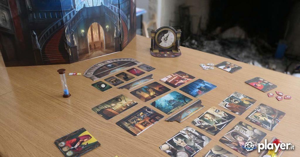 Mysterium, la recensione completa del nuovo gioco da tavolo Asmodee