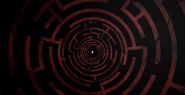Pandora rinchiusa nel Labirinto di Dedalo