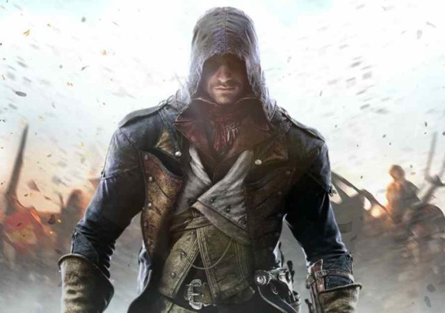 Artwork di Arno, protagonista di Assassin's Creed Unity