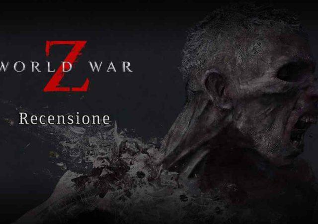 Copertina recensione per World War Z
