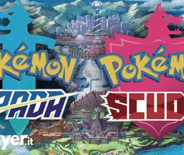 Pokémon Spada e Scudo Un concorso permette ai giocatori di dare il nome a una nuova mossa