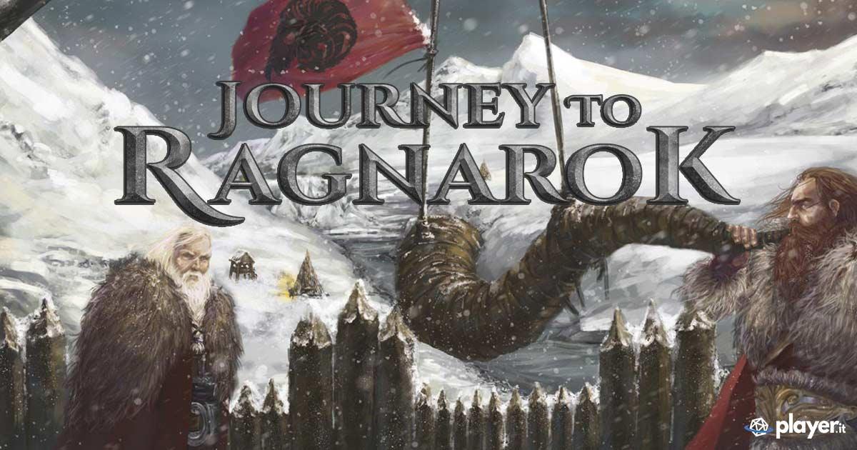 Risultati immagini per journey to ragnarok