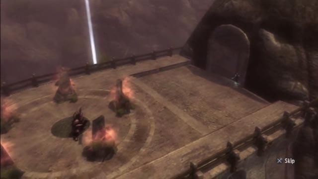 Lo scontro finale fra Skarin e Drakan