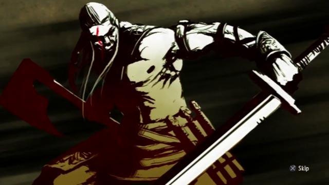 Skarin, il protagonista di Viking: Battle for Asgard