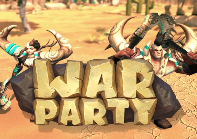 Mini recensione | Warparty, tra preistoria e magia