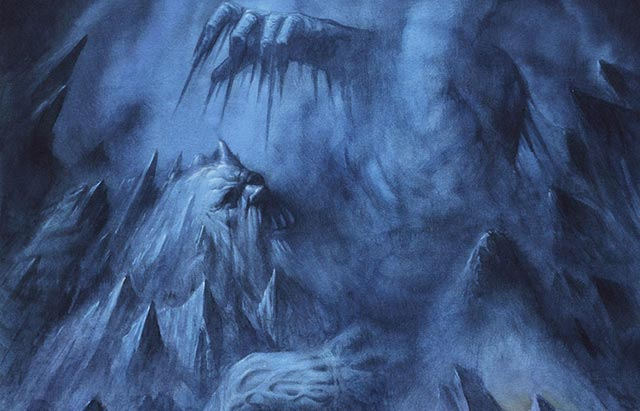Ymir, il padre di tutti gli Jötunn