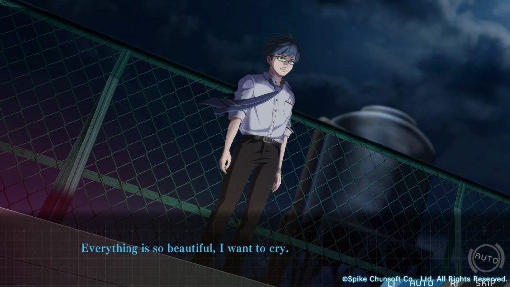 Zanki Zero: Last Beginning cutscenes
