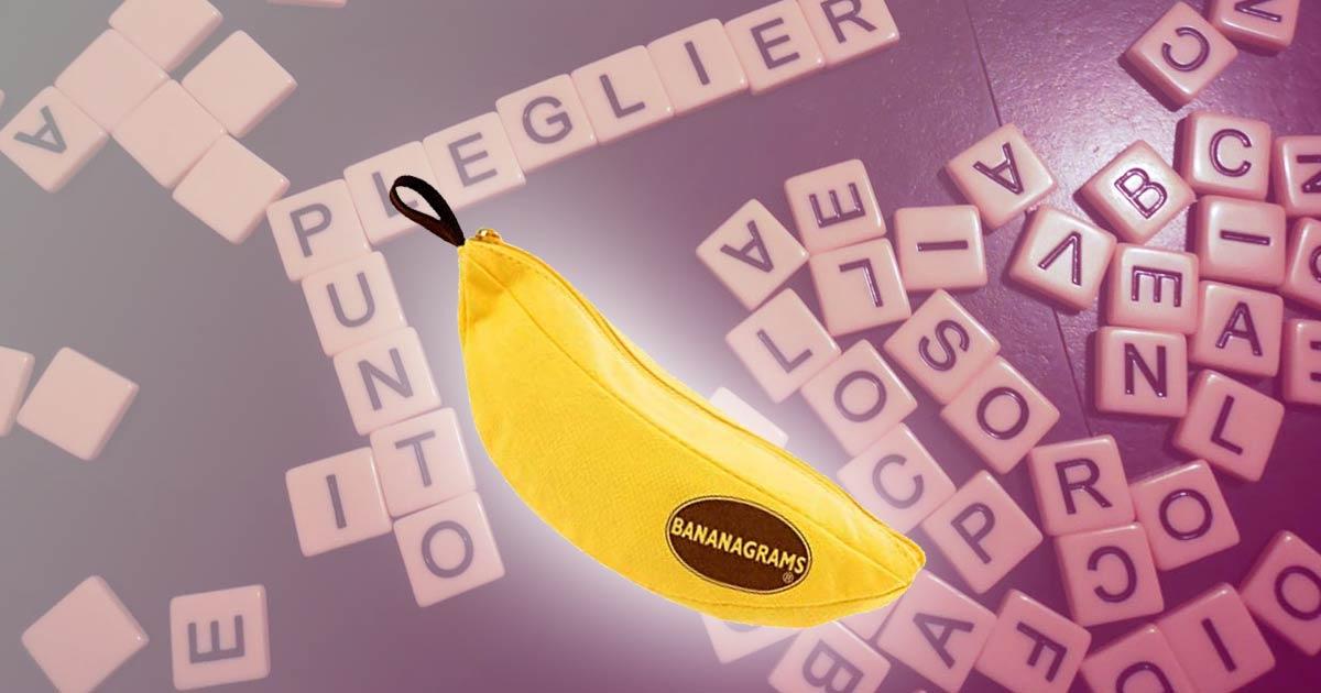 bananagrams recensione