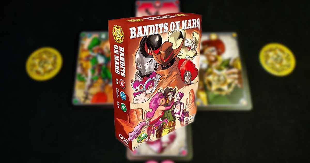 Recensione: Bandits on Mars