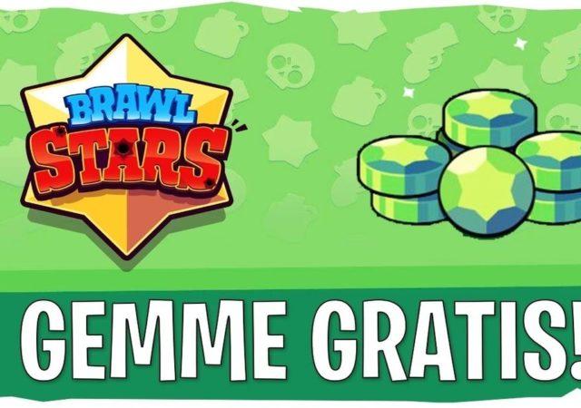 come ottenere gemme gratis su Brawl Stars