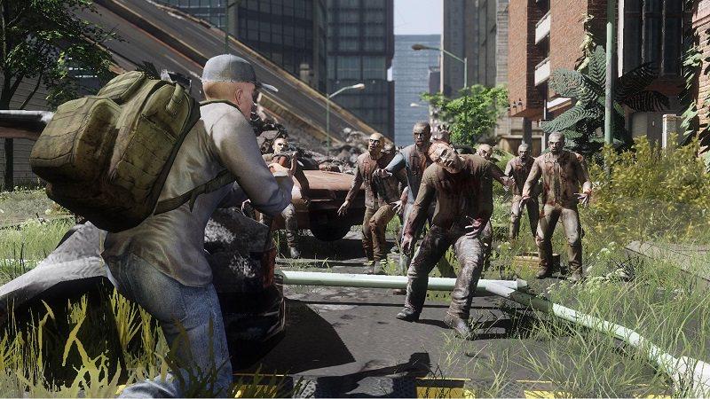 gioco multiplayer con gli zombie
