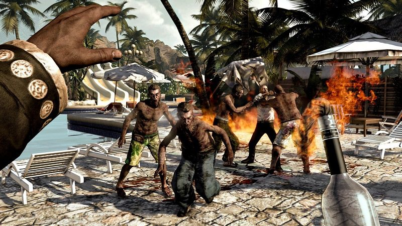 Dead Island, apocalisse zombie in Papua Nuova Guinea