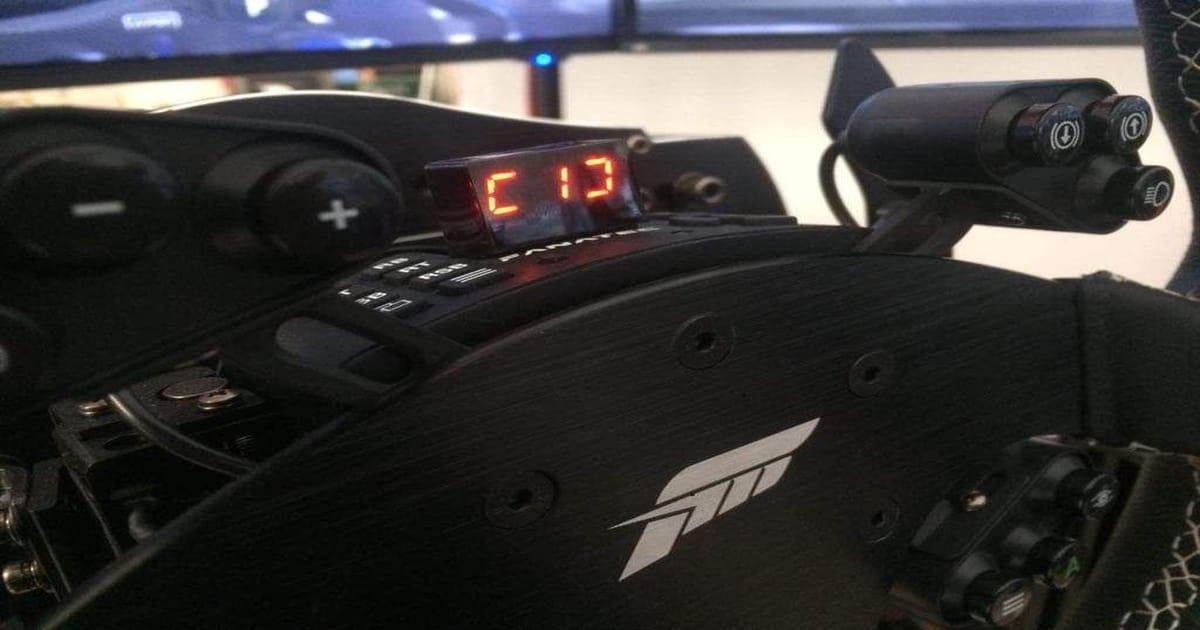 dettaglio dei volanti utilizzati nei rig del Driving simuation center