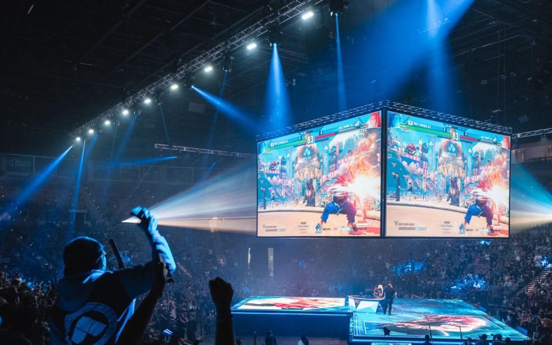 evo 2018 la finale spettacolare di street fighter