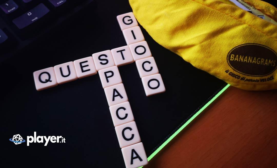 giochi di parole bananagrams