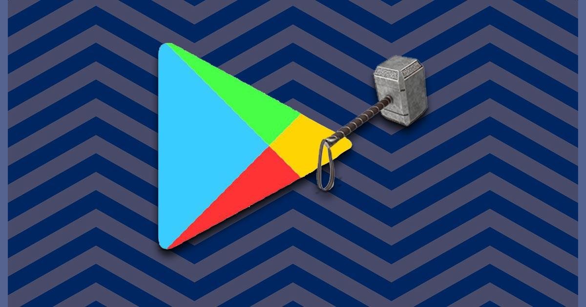 google img banhammer google play