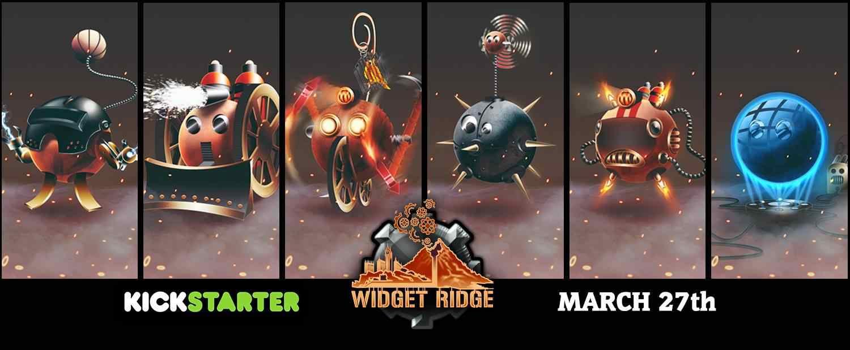Quali macchine si creano in widget ridge