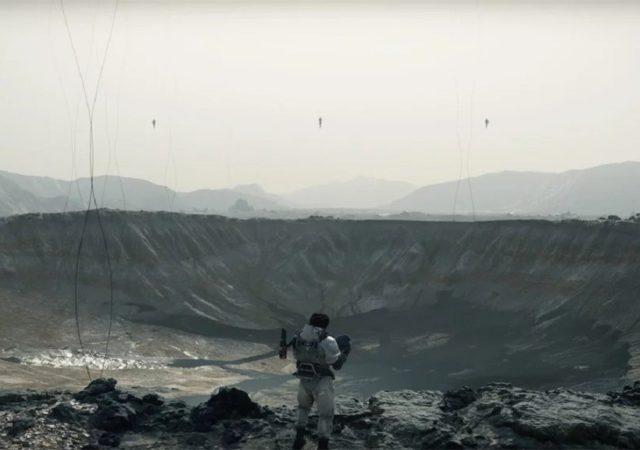 Kojima vuole creare un open world diverso dagli altri con Death Stranding