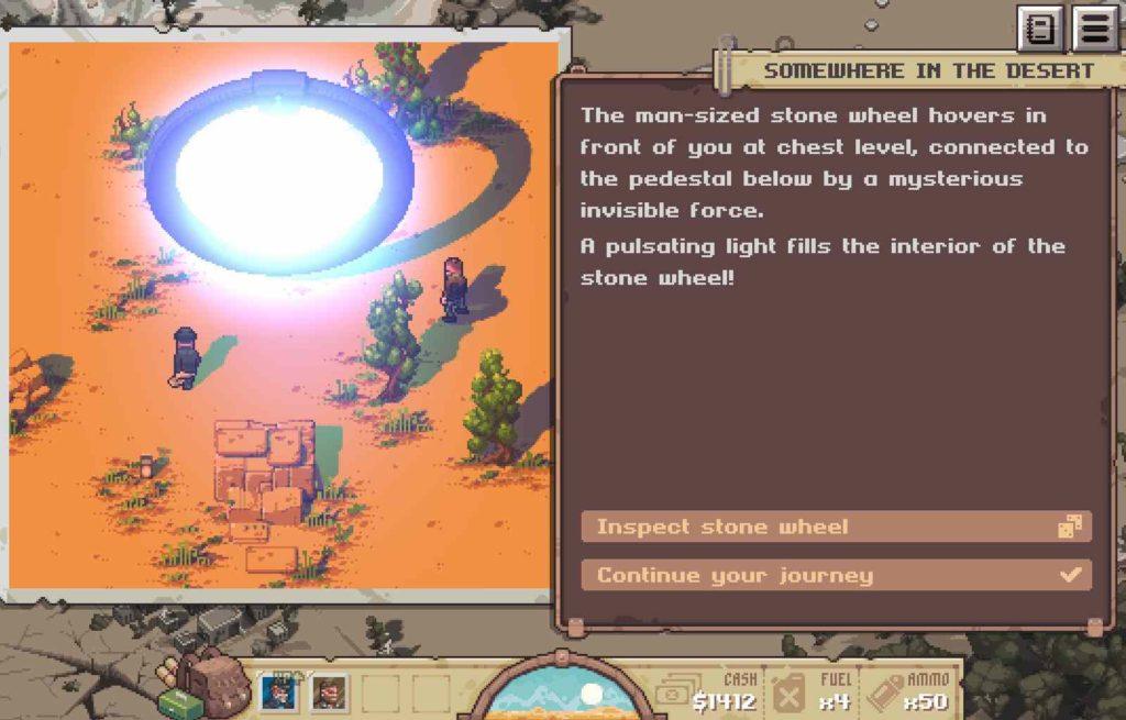 pathway gameplay idle