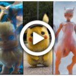 I Pokémon prendono vita nel nuovo trailer di Detective Pikachu