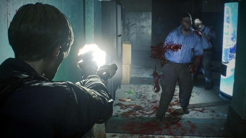resident evil 2 remake, gioco per eccellenza con gli zombie