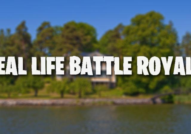 battle royale reale