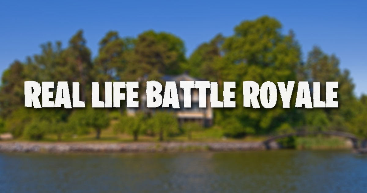 battle royale reale