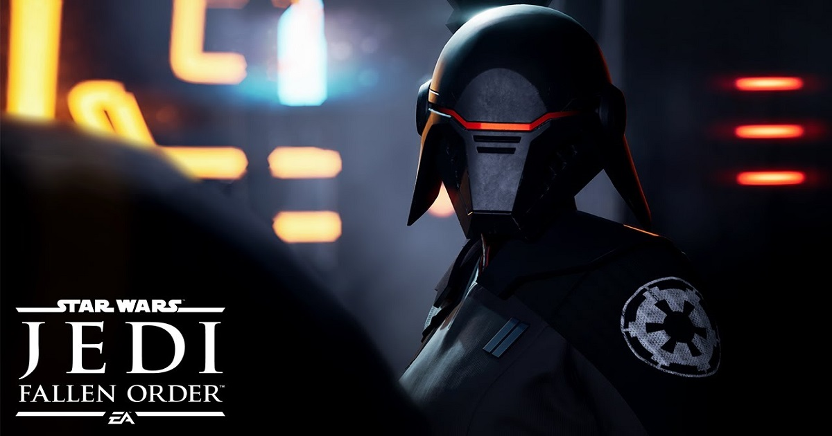 trailer di star wars jedi fallen order