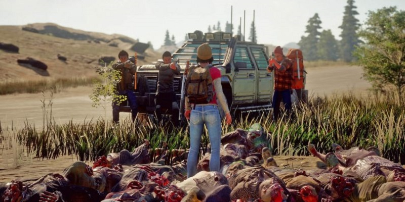 state of decay 2, gioco multiplayer sull'apocalisse zombie