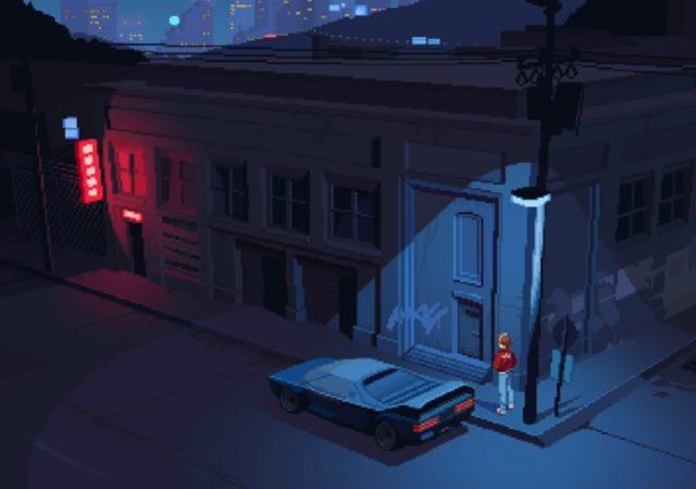 trailer di annuncio di 198X
