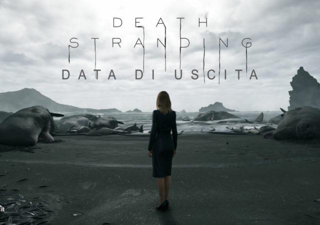 Death Stranding videogioco PS4 data di uscita