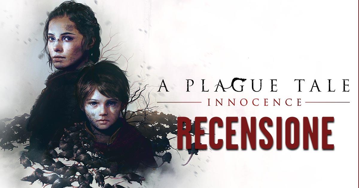 A Plague Tale: Innocence, la recensione dell'oscuro medioevo di Asobo Studio