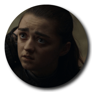 Arya - avatar got 8x5
