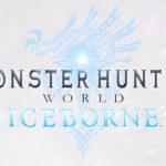 Monster Hunter: World Iceborn, mappa artica, mappa glaciale, nargacuga, Tigrex, Velkhana
