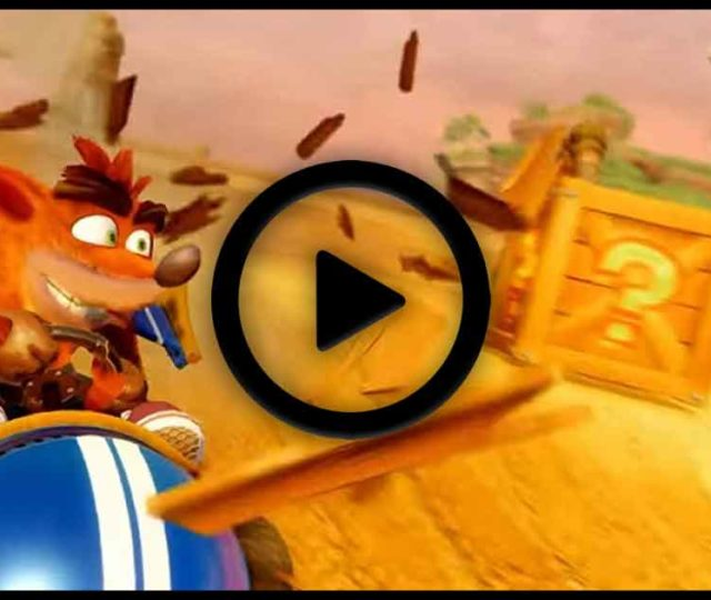 Crash Team Racing Nitro-Fueled, la personalizzazione in un video